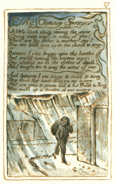 The Chimney Sweeper - William Blake