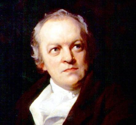 William Blake - Verbeelding als brug tussen zichtbaar en onzichtbaar